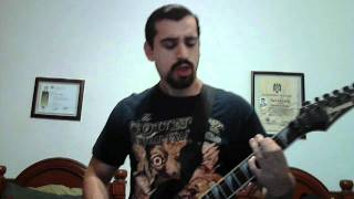 Dahmer - The Hillside Stranglers Guitar Cover