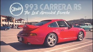 The Last Aircooled 911 - extremely rare & expensive 993 Carrera RS- Cars&Coffee Stories-car review