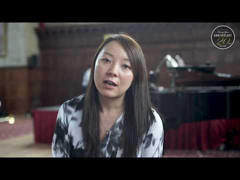 Faculty Spotlight: Yu Xi Wang, Curtis Institute of Music