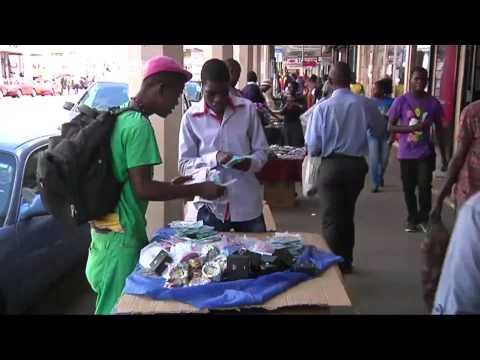 Zimbabwe's Moonlight Economy