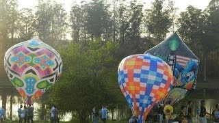 Festival de Balão Campinas - FILMAGEM COSTA E SILVA