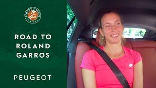 Road to Roland-Garros @Peugeot #4 - Elise Mertens | Roland-Garros 2019