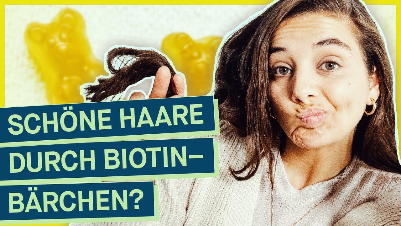 Selbstversuch: 3 Monate Biotin-Gummibärchen für schöne Haare - klappt das?