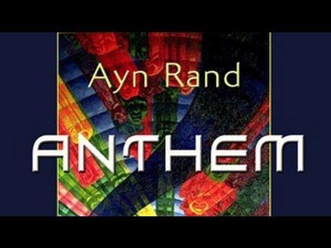 ANTHEM by Ayn Rand - FULL Audio Book - w/ Transcript/Captions