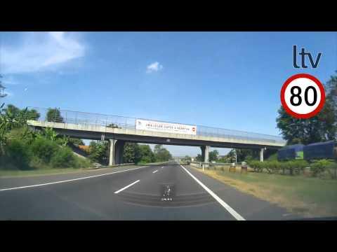 Jalan Tol Cikopo - Palimanan - Kanci - Pejagan Toll Road drive