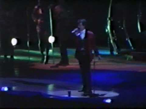 THE ROLLING STONES - 2,000 LIGHT YEARS FROM HOME & SYMPATHY FOR THE DEVIL @ FOXBORO STADIUM 10/03/89