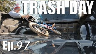 TRASH PICKING for Free Stuff Left For GARBAGE! Trash PICKING Ep. 97