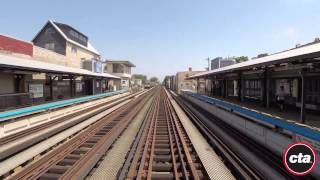CTA Ride the Rails: Red Line to Howard