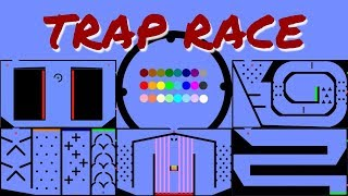 24 Marble Race EP. 7: Trap Race