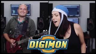 Digimon Opening Latino Cover!
