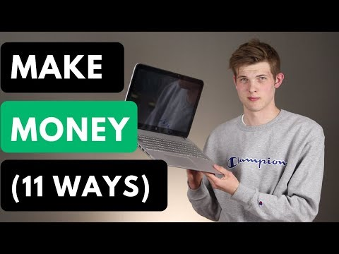 How To Make Money Online 💸 (11 REAL Methods)