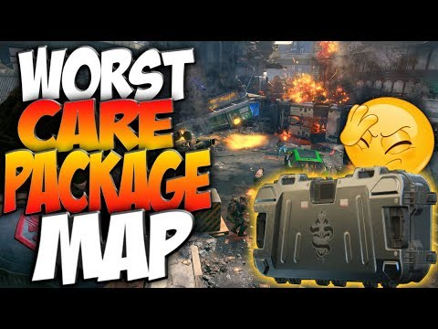 The Worst Carepackage Map In Call of Duty History! BO4 Live! thumbnail