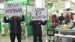Olemme mukana tukemassa neuvotteluja - Prisma Koivistonkylä 21.2.2018
