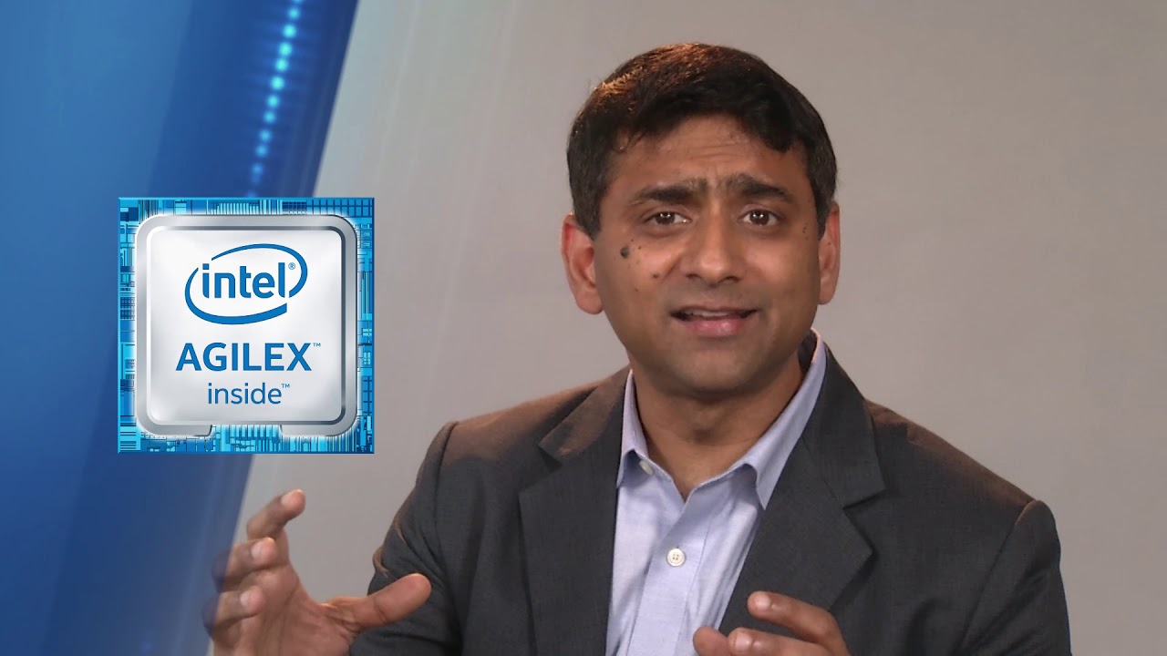 Intel® Agilex™: Acceleration from Edge to Cloud