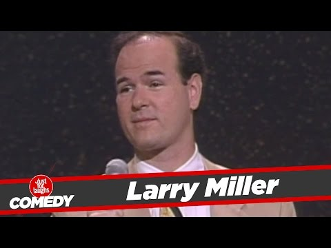 Larry Miller Stand Up - 1991