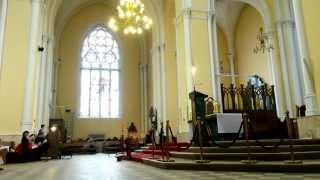 видео Католические храмы в Москве (адреса)