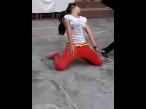 Super Dance by a college girl in a function on dhoom 3 song-mere mahiya sanam jaanam!! by K.j Videos
