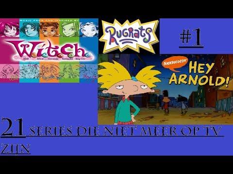 21 series van tv die er niet meer zijn