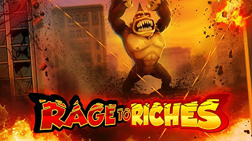 Rage to Riches - Play'n GO