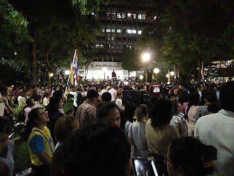 ภาพเหตุการณ์ 13 ตุลาคม 2559 ประชาชนน้อมส่งเสด็จในหลวงสู่สวรรคาลัย