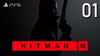 AGENT 47 TRAINING ► Let's Play Hitman 3 - Aflevering #1 (PS5) // Nederlands