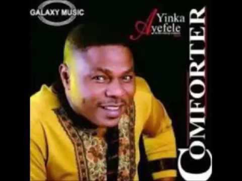 Yinka Ayefele   Comforter Complete Album