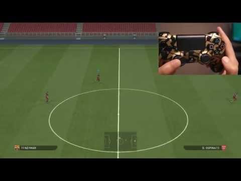 PES 2016 Skills Tutorial With Handcam
