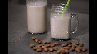 Almond Milk DIY - Vegan High Protein Dairy Alternative