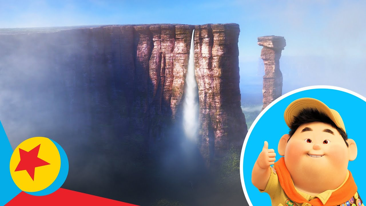 Pixar Did You Know: Locations   Pixar