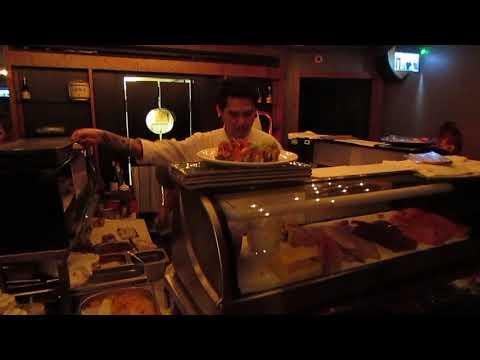 Moon - Sushi Bar - Tel Aviv St. Bugrashov Master Shef - Wat \u0026 Dong