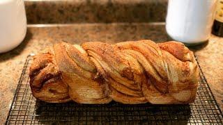 Cinnamon Twist Bread ~ Recipe in Description Box