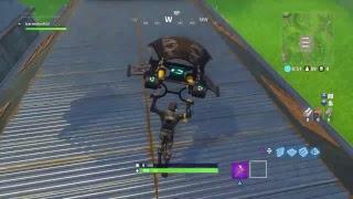 Fortnite#5:BATTLE PASS sniper mode