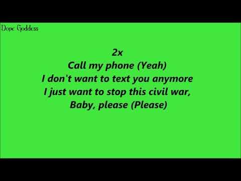 Russ - Civil War (Lyrics)