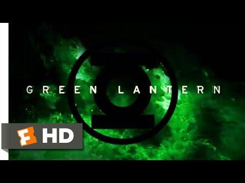 Green Lantern Official Trailer #1 - (2011) HD