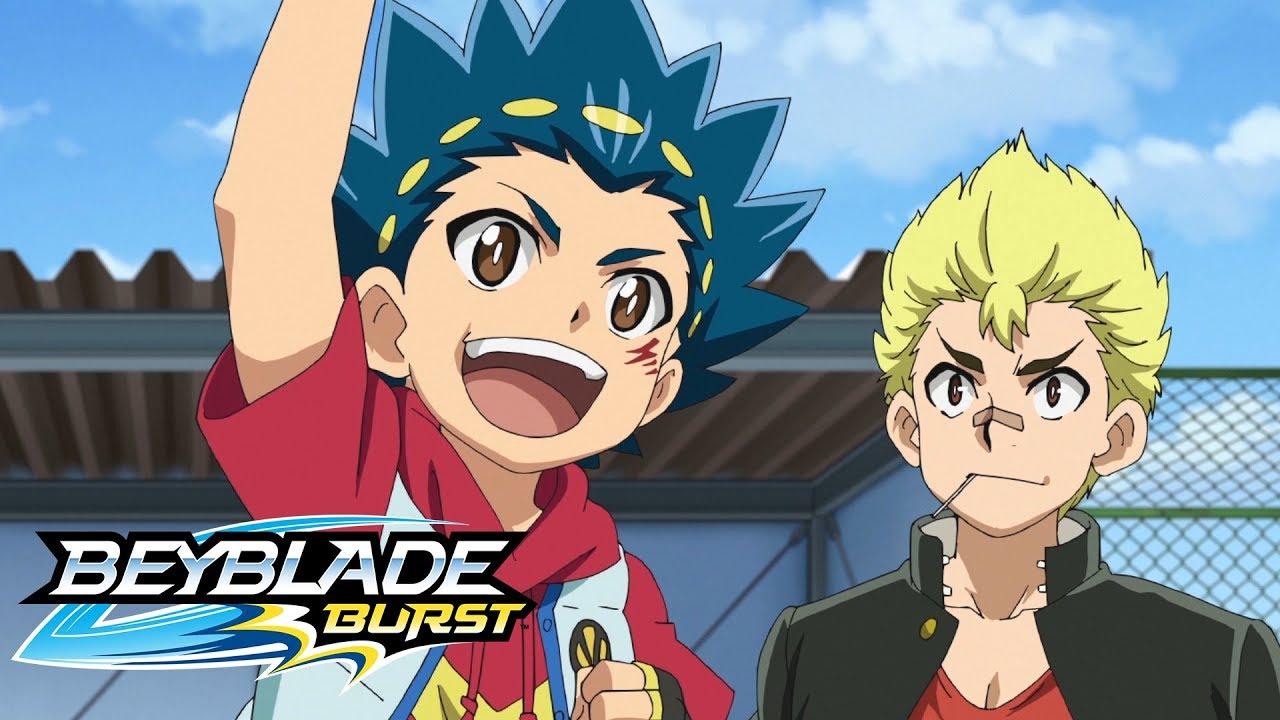 Beyblade burst episode 20