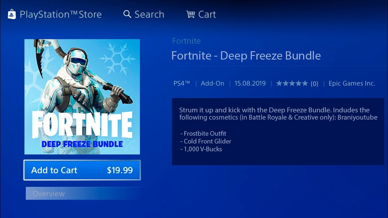 What Deep Freeze Of 2018 Revealed About >> How To Unlock New Deep Freeze Bundle In Fortnite Free New Deep