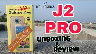 Samsung Galaxy J2 Pro 16GB (2017) | Unboxing And Review