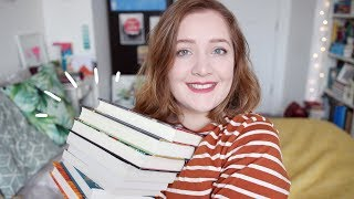 Top 10 Books - My Top 10 Books of 2017! 🎉