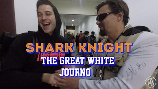 Shark Knight: The Great White Journo | DONNIE DOES