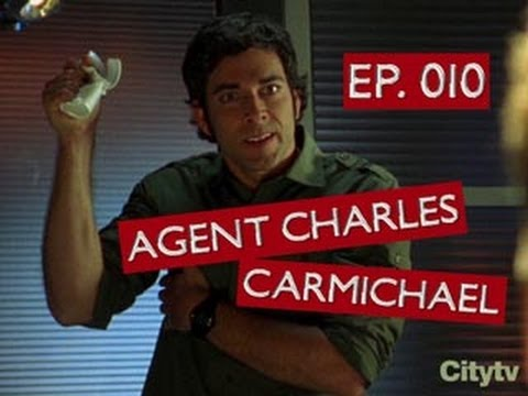 Chuck vs. the Podcast 010 - Agent Charles Carmichael