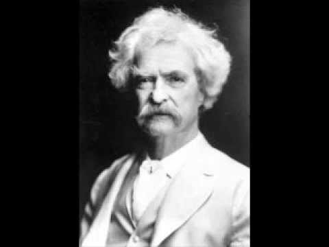 Twain's War Prayer Voice Analysis