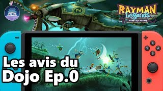 Rayman Legends Definitive Edition - Test, Impressions, Attentes FR - Switch Gameplay