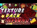 ¡Texture Pack [INFERNO] Para Geometry Dash 2.11 By Raxter! - Android y Steam