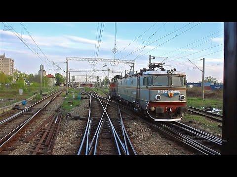 [Rearview] Train Ride: Bacau - Roman | April 22nd, 2017