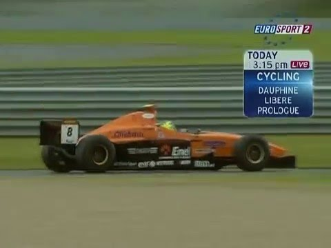 2006 F3000 International  Masters -  Oschersleben (Race 2)