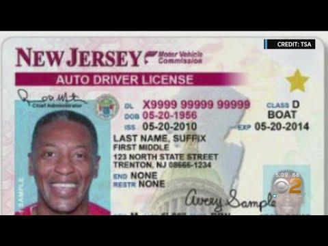 New Jersey Rolls Out Real ID Program