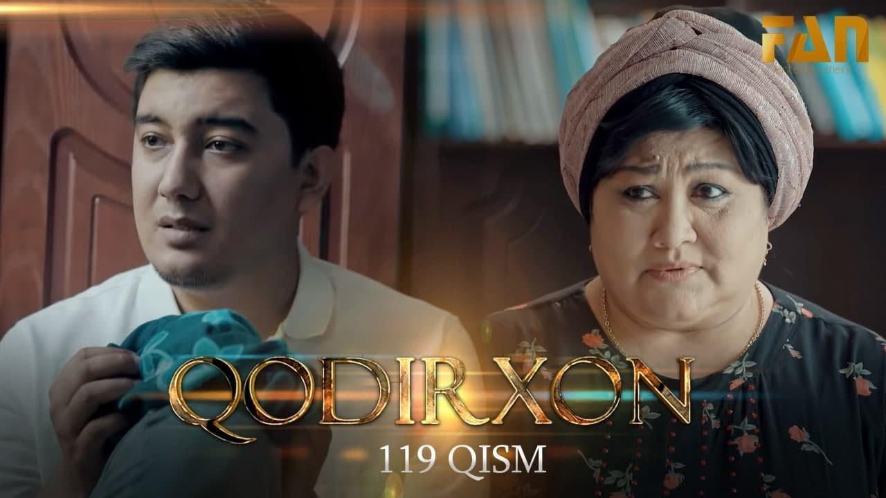 Qodirxon (milliy serial 119-qism) | Кодирхон (миллий сериал 119-кисм)