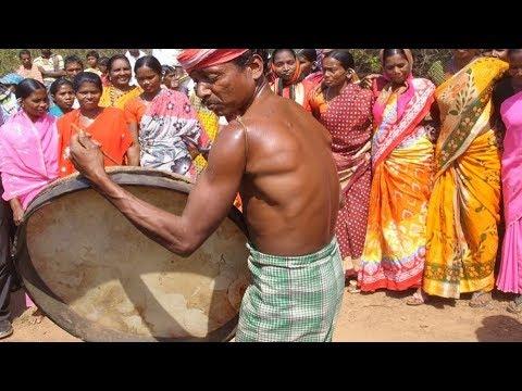 Kandhamal Tribal Dance- ओडिशा की अदीबासियों की नृत्य !!!