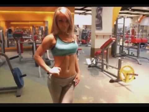 Female Fitness Motivation - Women 2016. Фитоняшки - спортивная мотивация Как поддержать фигуру