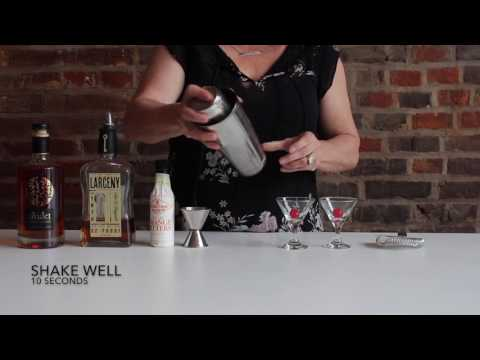 Whisky Chicks Happy Hour - Southern Manhattan